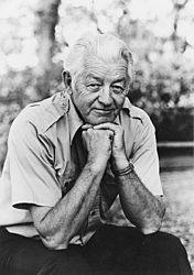 wallace stegner photo